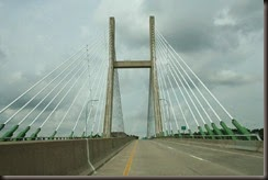 Burlington Bridge over Mississippi