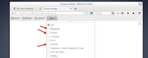 Firefox e le favicon non visualizzate