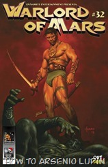 Warlord of Mars 032-000 - o