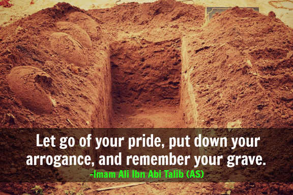Ya Ali (a.s) aap ki Sarkar: Remember your grave