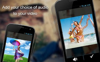 Screenshot of Add Audio to Video