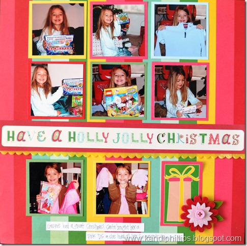 Have a Holly Jolly Christmas - Gwynie