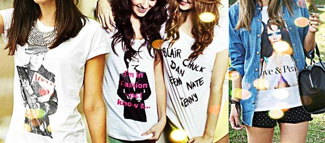 A moda das T-shirts com estampas divertidas: Onde comprar online.