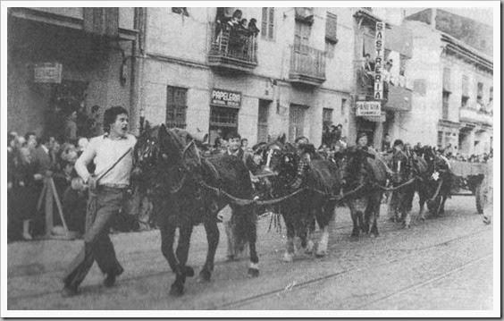 AÑOS 70 SANT ANTONI DEL PORQUET