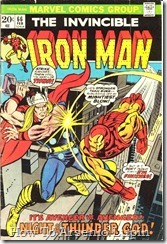 P00210 - El Invencible Iron Man #66