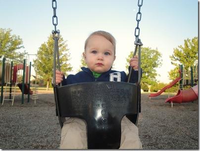 2.  Knox in swing
