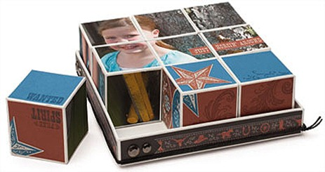 Dakota WOTG Collage Cubes