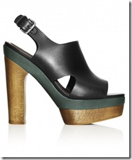 Marni at HM Shoes- Sandals