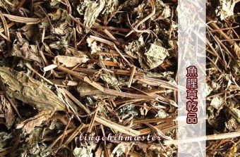 魚腥草4-乾品