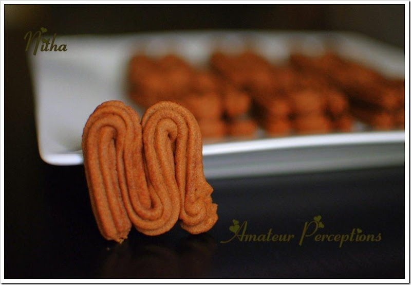 Chocolate Sables 5
