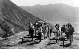 Tourists at Bromo (unknown photographer, 1900-1940) Courtesy TropenMuseum Archives