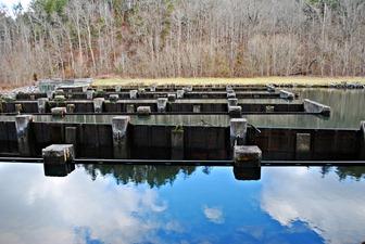 Weir Dam 8