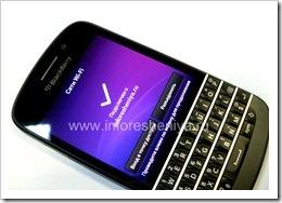 10 Подключение BlackBerry Q10 к сети Wi-Fi