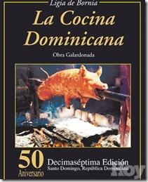 La cocina dominicana de Ligia De Bornia