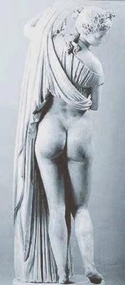 Venere Callipigia Museo Napoli