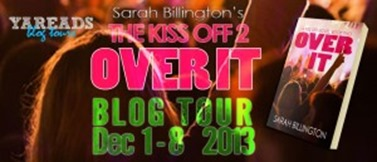 {Review+Giveaway} Over It by Sarah Billington
