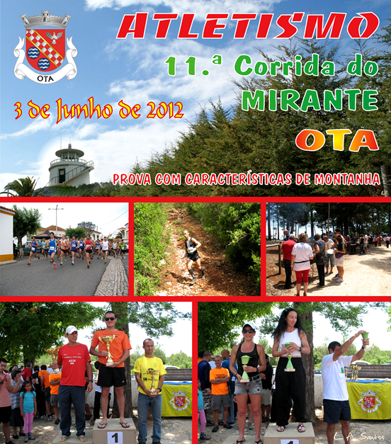 11.ª Corrida do Mirante - Logo final