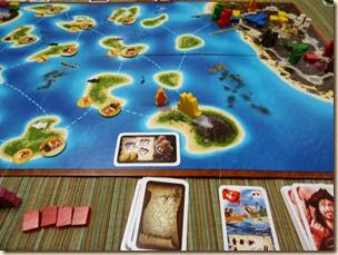 カルタヘナ:黄金島