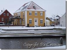 Den gamle toldbygning i Sakskøbing