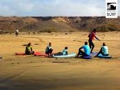 Frühstück für Surfer. Heute: Green Smoothies. Plus: Fotos der Kurse vom 24. November 2014