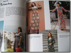 Vintage Fashion Book More Pages