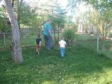 Egg hunting!