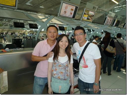 2009泰國曼谷-導遊和助理