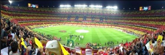 El Barça ièr
