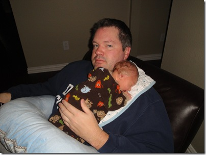 1.  Sleepy Daddy and Knox