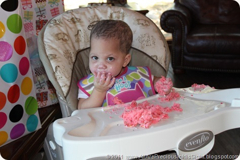 Selah's 1st birthday 230