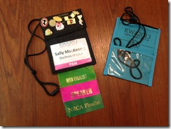 RWA badge holder
