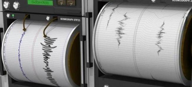 Σεισμός 4.2 Ρίχτερ νοτιοδυτικά της Ζακύνθου