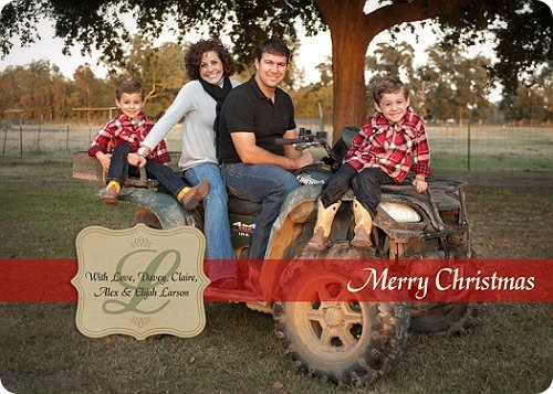 Christmas Card D&C3-002