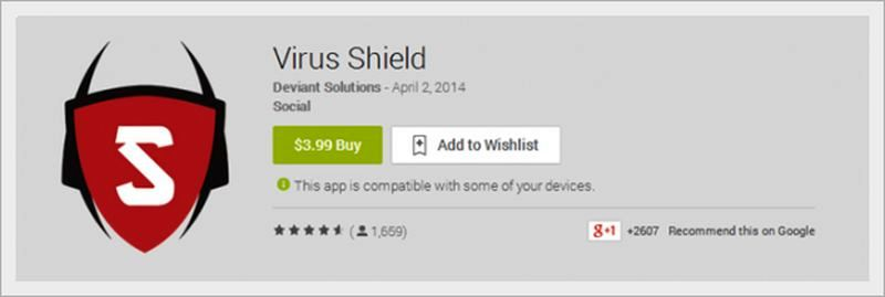 Virus Shield - Android