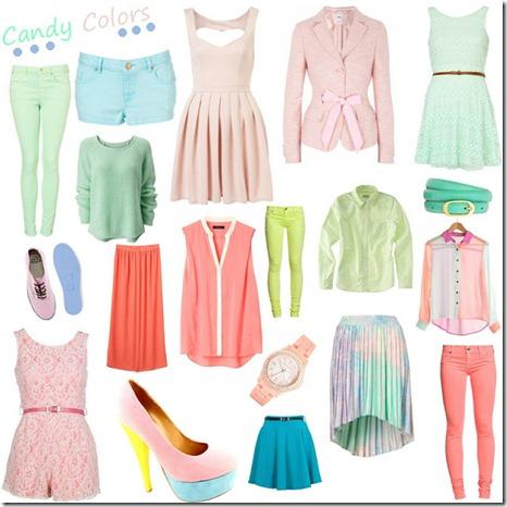 candy-colors roupas