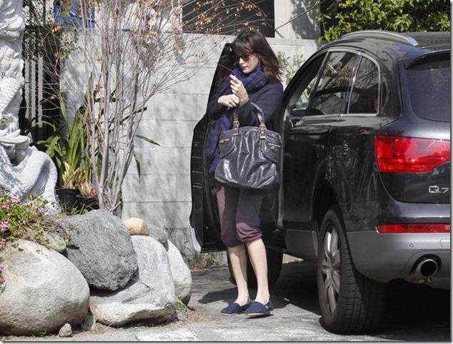 Actress Liv Tyler's Q7