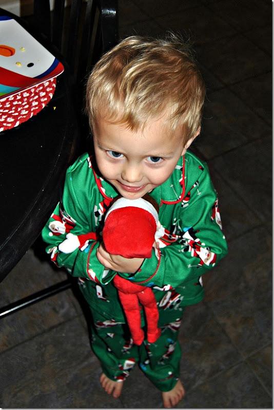 Christmas 2012- Elf on the Shelf 035