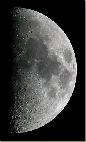 18 April 2013 Moon