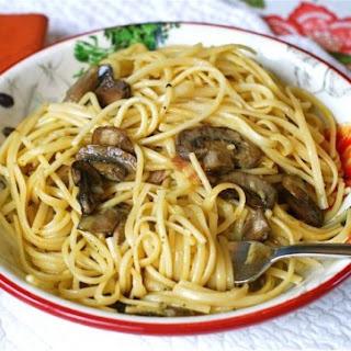 Pasta Carbonara Bacon Mushroom Recipes
