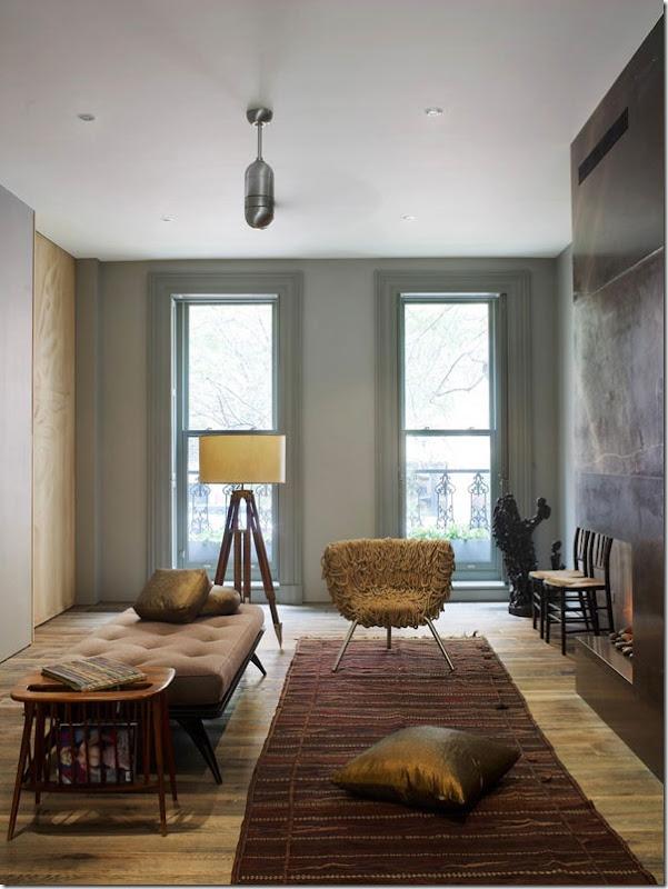 case e interni - Chelsea - casa moderna - tre piani (6)