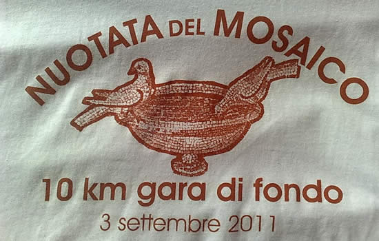 Nuotata del Mosaico 2011 – Mirabilandia (Ravenna)