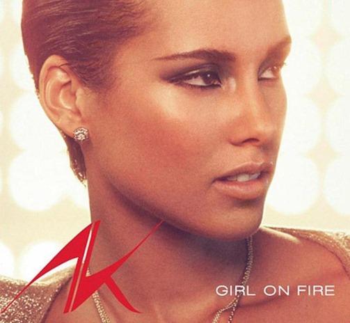 AliciaKeys-GirlonFireSingle