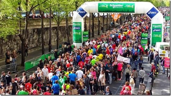 Marathon de Paris 2014  (2)