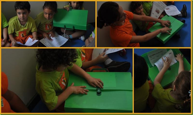 Infantil 3 Tarde - Escolha de livro3