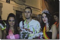 Rey, reina y damas 16