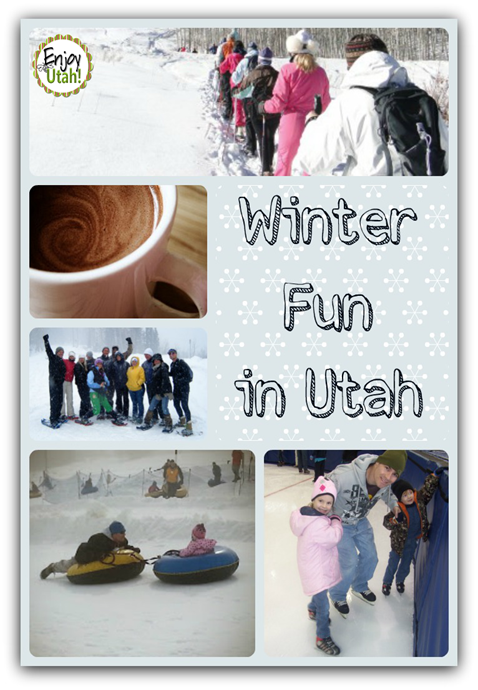 Winter Fun in Utah