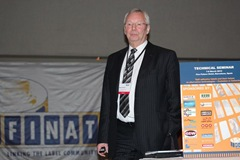 FIN_Mike_Fairley_presenting_at_Technical_Seminar_FINAT_2012