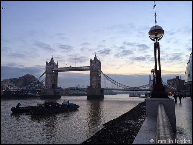 Tower Bridge from the Queen's Walkway