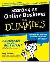 Starting Online Business For Dummies