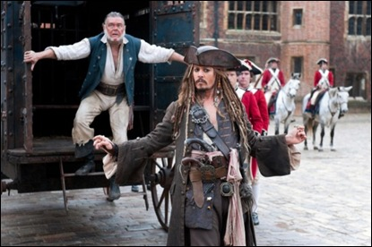 Pirates of the Caribbean On Stranger Tides - 6